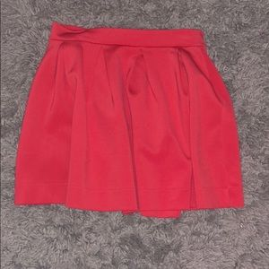 Foreign Exchange Skirt